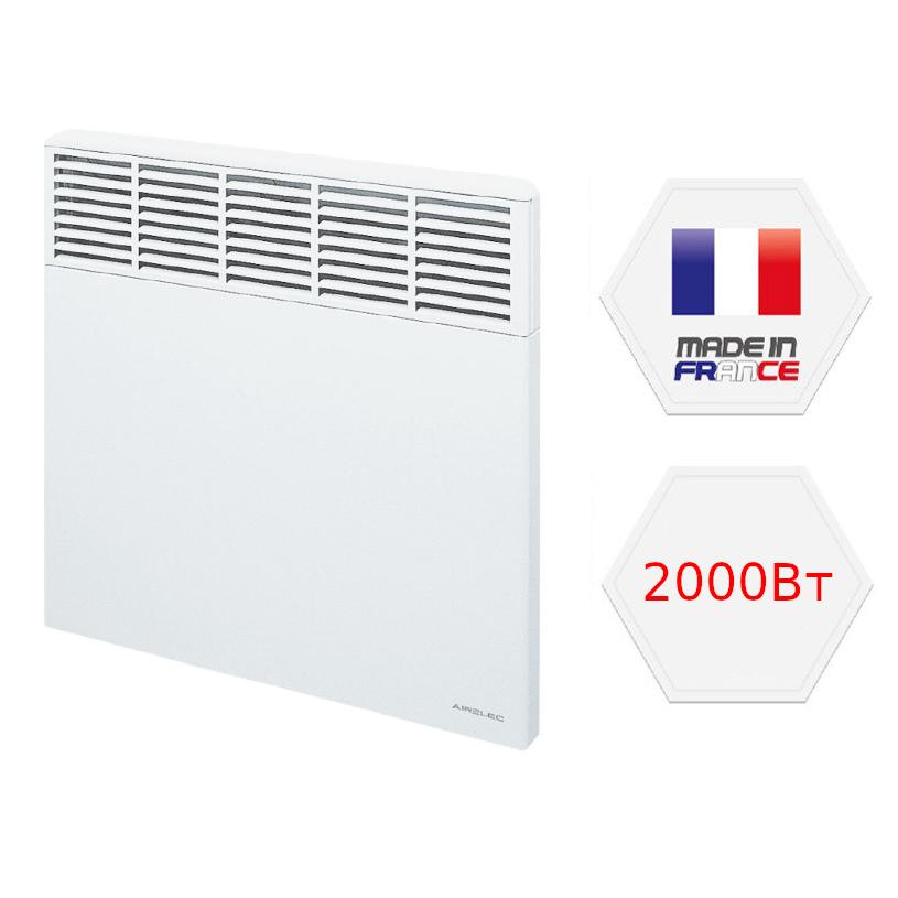 2000Вт Электрический обогреватель конвективного типа Basic PRO
